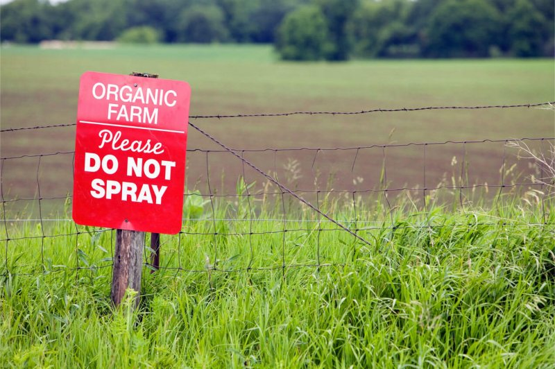 Organic Do Not Spray