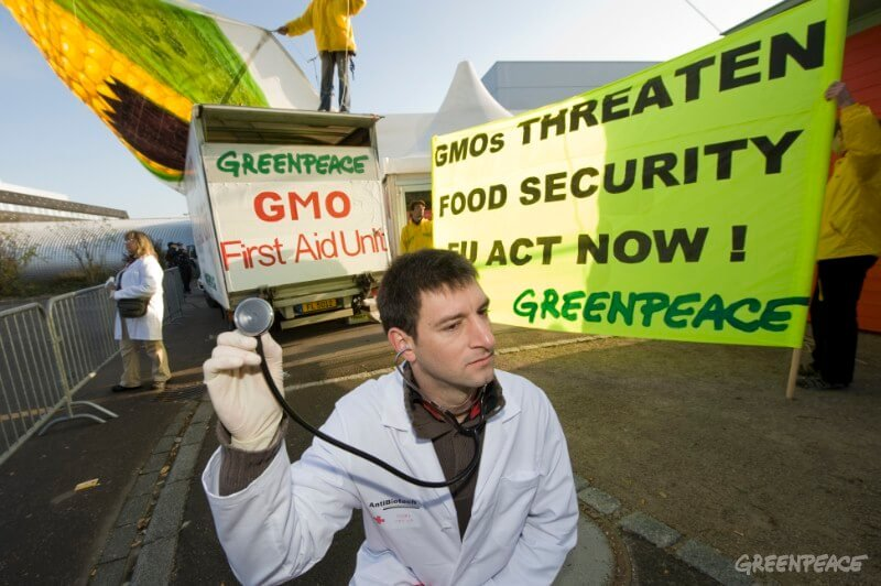 Protect agriculture and stand up against GM crops