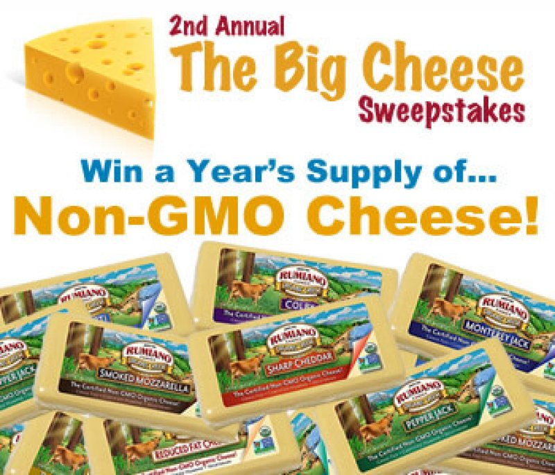 Rumiano Sweepstakes Blog Graphic