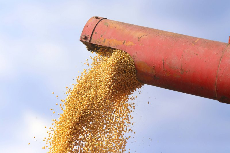 USDA Brazil soy crop production exports boosted