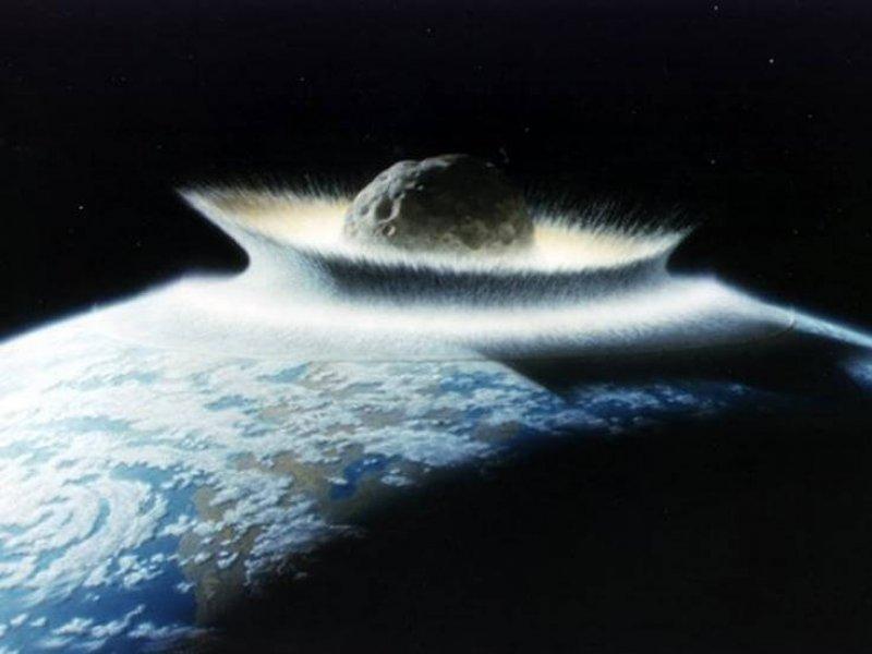 4-2-2019 asteroid impact