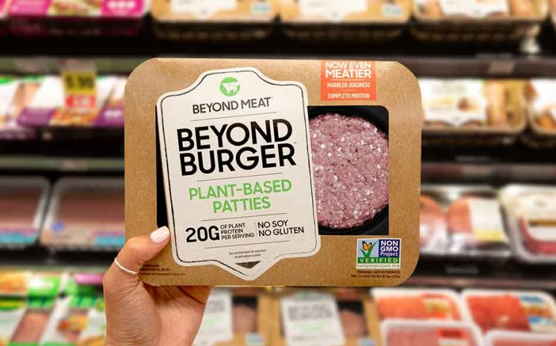Beyond Meat launches plant-based minced pork in China By