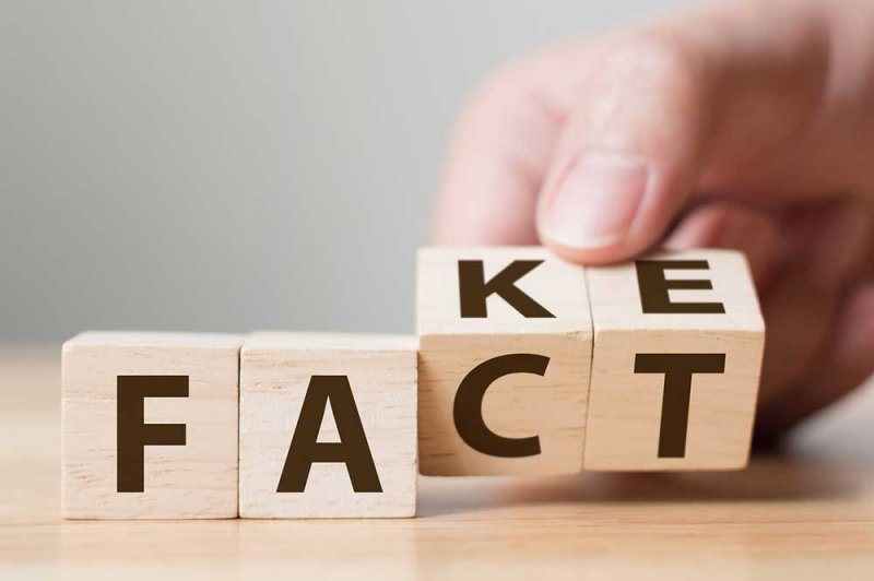 fake facts bogus research