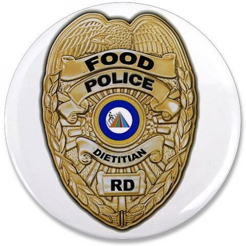 food police shield