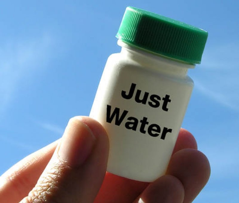 just water x