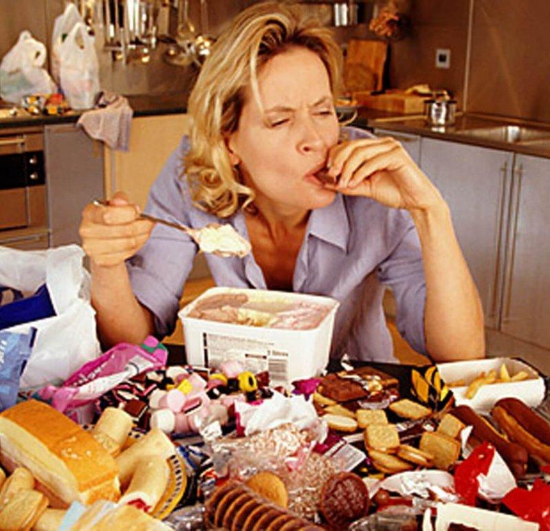 overeating christmas