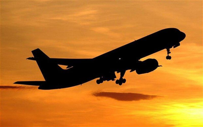 plane take off b