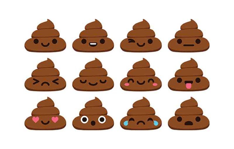 poop doping