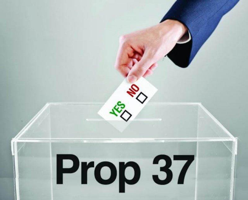 prop voting box