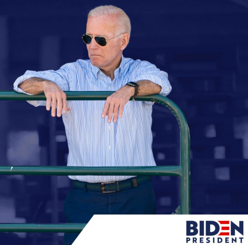 screenshot website cards hq biden president share cards rural america x png png image ×