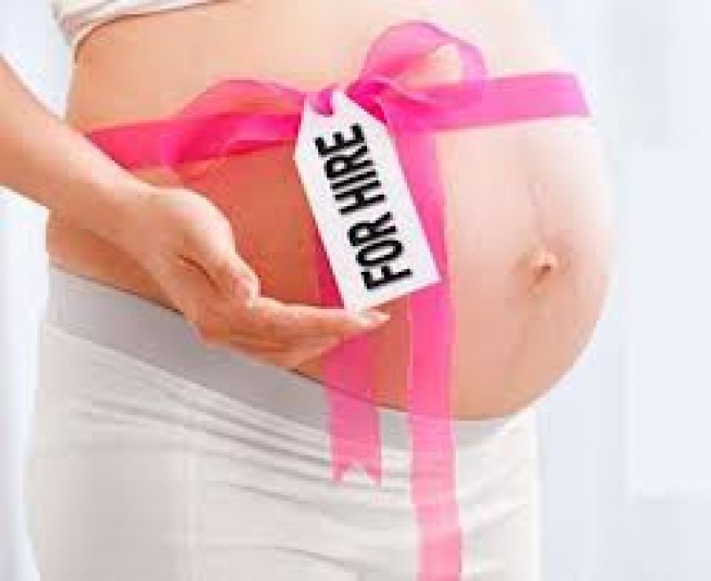 surrogacy for hire