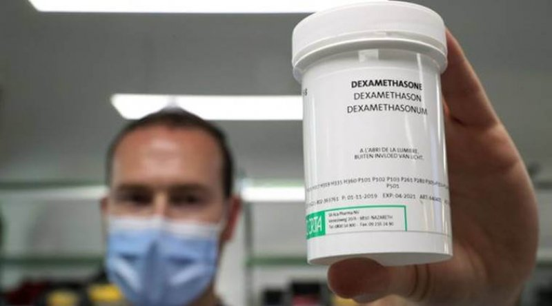t z rc eah oxf rtrmadp health coronavirus dexamethasone