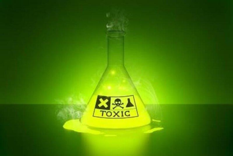 toxic chemcials x