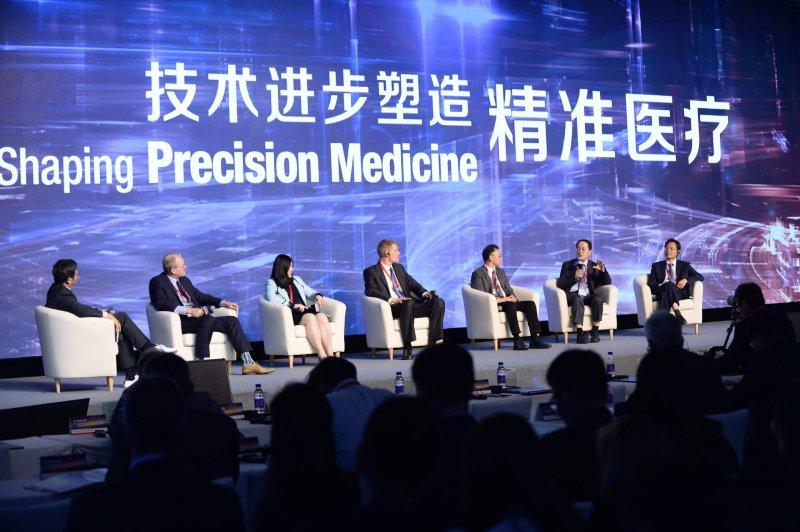 Credit: The China-U.S. Precision Medicine Summit