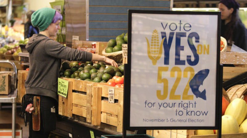 washington no gmo labeling